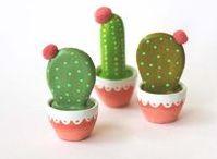 DIY // Kaktus / Mein kleiner, grüner Kaktus. Pflegeleicht & echt schnieke: Kakteen! // Cactus, Cacti