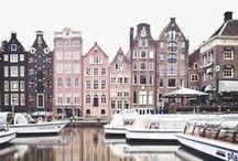 Fernweh // Amsterdam