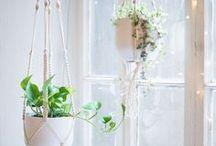 DIY // Makramee & Weben / Reihe um Reihe, Knoten für Knoten. // Weaving & Macramé