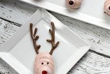 DIY // Winter & Weihnachten / Leise rieselt der Schnee... Höchste Zeit also, um Adventskalender, Geschenke, weihnachtliche Deko und mehr zu basteln! // Christmas, Winter