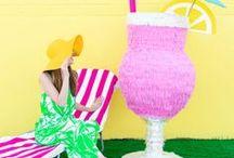 DIY // Sommer & Urlaub / Walking on sunshine! Entdecke sommerliche DIYs und praktische Ideen für deinen nächsten Urlaub. // Summer, Vacation