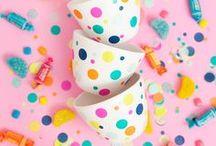 Color crush. / Bunt, bunter, farbverliebt! // Color, Colour