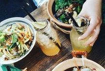 Berlin // Essen & Trinken / Achtung, jetzt wird's lecker! Hier findet ihr die leckersten Restaurants und Cafés von Berlin. // Eat & drink