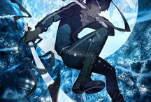 """Noragami / """"You who desecrates this land of the rising sun! With my advent, I [Yatogami] lay waste with the [sekki] and expel thy vast defilement- rend !"""""""