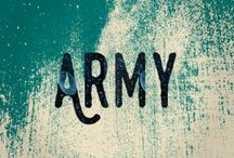 BTS...♥️ / Forever army ❤️