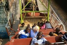 10th July, 2016 / Homes of Promise is a Ugandan charity working with those who need help. This week Jane visits Masaka and takes the street boys to a theme park.