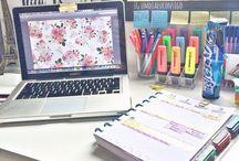 S C H O O L / Notes inspo,how to study