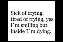My freaking life / Mit liv er ikke det bedste men det er det og det er jeg glad for