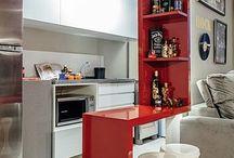 Apartamento Cozinhas