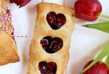 Cherry love | Rezepte mit Kirschen / Kirschen lieben doch alle, oder? Hier findet ihr leckere und bunt gemischte Rezepte mit und aus Kirschen <3