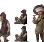 concept character