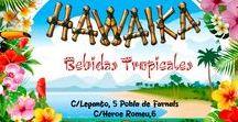 Lugares que visitar / Descripción visual del Tikibar