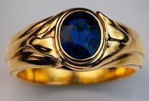 Man Gold Ring