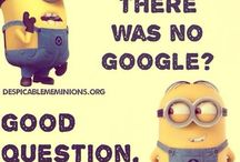 Minions / Do you like minions, well here you can look and see some funny stuff.
