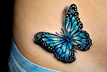 Tattoo ideas / Do you have some plans to get a tattoo but you don't know what you would like to have, well maybe this place will help you with some ideas. You can find tattoos of flowers, butterflies, horoscopes symbols and a lot of more things