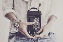 Snap Snap / People with cameras / by Louise Rynehart