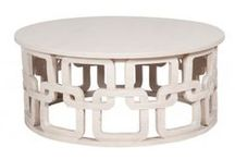 COFFEE TABLES I LOVE!
