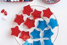 Red, White and Blue & Summer Fun / by Lainie