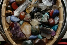 Beautiful: Crystals, Stones and Minerals / by Deniport