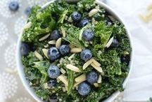Eat to live / Foods & recipes to influence a healthy lifestyle.