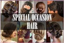 Updos & Special Occasion Hair / Updos, Half-ups & Special Occasion
