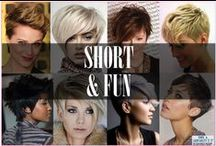 Short & Pixies / Short Hairstyles