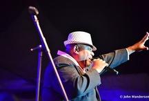 Barbados Artists perform at Lennon Bermuda / Bermuda Barbados....2 Islands of Paradise !