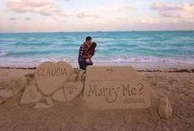 It's a love story, baby, just say yes / Henegar wedding  / by Learik Aliana