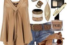 Spring/Summer Wardrobe Inspiration / by Katie Andrews