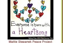 Denise's World: Heart Songs / by Deniport