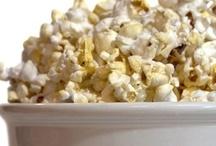Pass the Popcorn Please... / by Debbie C
