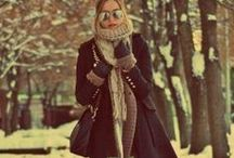We Love: Winter Warmers / We're feeling the cold over here at Snap so here's our inspiration to wrap up warm while staying stylish!
