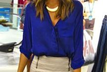 Colour: Cool in Cobalt / Look calm, cool, and fierce by adding a bit of Cobalt Blue to your wardrobe. Check out the latest cobalt blue coloured fashions with the Colour Pop App! Or If you see an item you like, find it (or something similar!) with the Snap Fashion App! Visit our website at snapfashion.co.uk