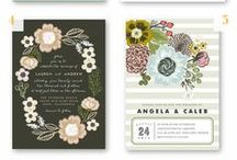 Invitations & Announcements / by I Love Farm Weddings {blog}