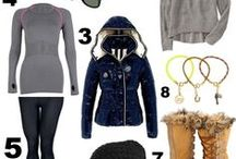 Snow Bunny / Bundle up, winter time is all about layers and boots. Here's a peak into my favorite winter combinations!   Find more ways to stay smart, sexy, and spiritual on www.karousing.com. This board may contain affiliate links to products I love online.