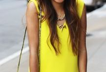 Colour: Sunshine Yellow / Brighten up your day by adding some Sunshine Yellow to your outfit! Check out the latest Yellow coloured fashions with the Colour Pop App! Or If you see an item you like, find it (or something similar!) with the Snap Fashion App! Visit our website at snapfashion.co.uk