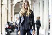 Style Inspiration: Cara Delevingne / We love Cara's sassy- and generally amazing- wardrobe! See a piece you like? Find it at Snap Fashion! snapfashion.co.uk