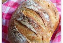 Bread / by Christina Delle Walborn