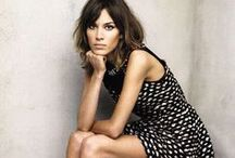 Style Inspiration: Alexa Chung / We can't get enough of Alexa's amazing style. See a piece you like? Find it at Snap Fashion! snapfashion.co.uk