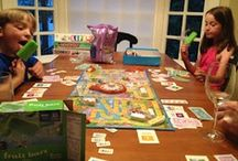 Family Game Night / Family Game Nights! Food, Games, and more! / by Nicky Scott