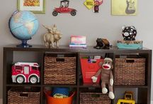 Room Ideas for the Boys / by Lindi Gomez
