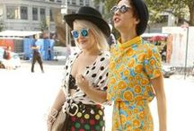 #NYFW / Our fave looks & street style from New York Fashion Week