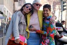 #MFW / Designer looks & street style from Milan Fashion Week