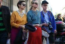 #PFW / Bonjour Paris - All the latest designer looks & street style!