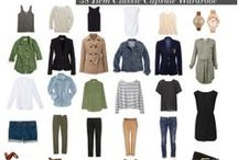 Style: Capsule Wardrobe / Aiming to create the perfect mix & match wardrobe!