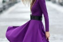 Colour: Royal Violet / Channel your inner fashionista and add a bit of Royal Violet to your outfit. Check out the latest violet coloured fashions with the Colour Pop App! Or If you see an item you like, find it (or something similar!) with the Snap Fashion App! Visit our website at snapfashion.co.uk