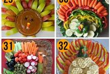 Team Pendley Does Thanksgiving / Creative Thanksgiving Ideas and recipes