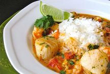 Favorite Thai / Thai-style recipes I've tried and like / by Susan Gaston