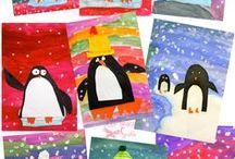 Antarctica Unit- Preschool