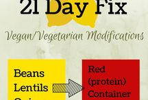 21 day fix / by Diana Walters